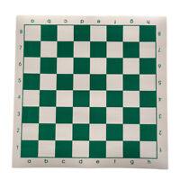 Tablero de ajedrez de 42cm x 42cm para juegos educativos infantiles