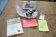 RC Components front wheel hub Harley FXR Dyna XL NOS polished aluminum EP23312