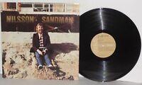 HARRY NILSSON Sandman LP VG+ Plays Well 1976 RCA Victor APL11031 Vinyl