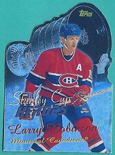 2000-01 Topps Stanley Cup Heroes #SCH-LR of Larry Robinson