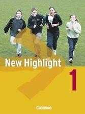 New Highlight 1. Schülerbuch von Roderick Cox und Frank Donoghue (2005, Gebunde…