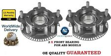 FOR SUZUKI GRAND VITARA 2.0TD 1.6 2.0 GV2000 98-2005 2 x FRONT WHEEL BEARING