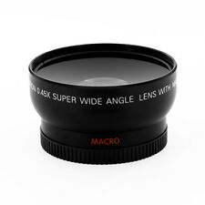 HD 0.45 Super Wide angle fisheye + macro for Nikon D300 D3100 D5000 D5100 D3200
