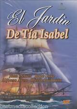 El Jardin De La Tia Isabel CD NEW Con Alfonso Arau Y Jorge Luke SEALED
