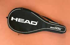 "Head Airflow Black / White Tennis Racquet Racket Bag * 12.25"" x 28"""