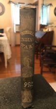 Trumbull, Henry~ History Of Indian Wars~1847