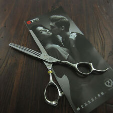 coiffure professionnelle ciseaux à Effiler - Haut extrémité Barbier