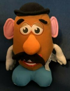 Mr. Potato Head 2009 Hasbro 8.5 Inch Tall Toy Story 3 Plush