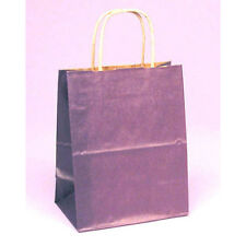 250 Pk Cub All Colors Tinted Kraft Paper Shopping Bag 8x450x1025 Shopper