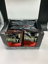 Optimum Nutrtion Whey Gold Standard 24 x 30.4g Chocolate. Mhd :