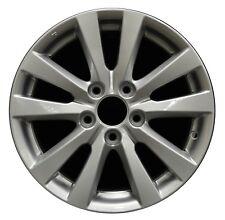 "16"" Honda Civic 2012 Factory OEM Rim Wheel 64024 Silver"