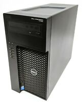 Dell Precision Workstation T1700 Intel Core i5-4590 3.30GHz 16GB RAM 500GB HDD