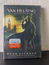 Van Helsing - The London Assignment Hugh Jackman Animated Brand New Sealed Dvd