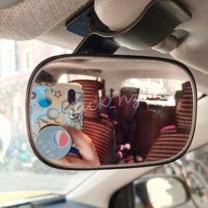Universal Clip-on Sun Visor Rear View Mirror Car Auto Child Safety Seat Watcher