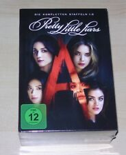 PRETTY LITTLE LIARS DIE KOMPLETTE SERIE STAFFEL 1-5 DVD 28 DISC SET NEU & OVP