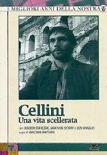 Dvd CELLINI - Una Vita Scellerata - (1990) *** Box 3 Dvd Serie Tv *** ....NUOVO
