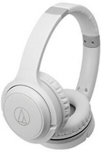 Audio Technica ATH-S200BTWH SonicFuel Bluetooth Wireless On-Ear