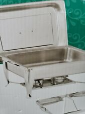 Catering Stainless Steel Chafer Chafing Set 8Qt Buffet Party Pack