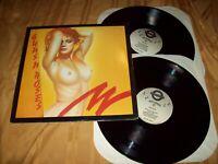 GUNS N ROSES Patience 2 LPS RARE LIVE RECORD 1988 Appetite For Destruction NM