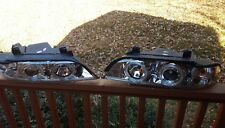 1996- 2003 BMW E39 5 Series 540i SK3300-10595 AutoStyle Headlight Assembly Pair