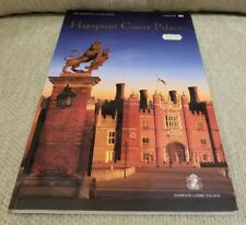 HAMPTON COURT PALACE The Official Guidebook England British Tourism 1996 Edition