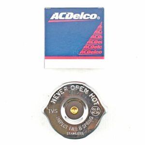 AC Delco NOS Stainless Radiator Cap 15Lb