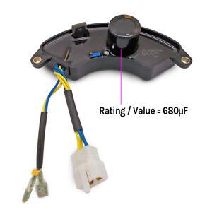 Generator AVR Voltage Regulator - Maintenance Grade 5kw 6kw 7kw 8kw 680uf 450V