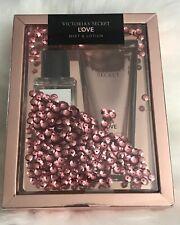 Victoria's Secret LOVE FRAGRANCE Mist & Lotion Gift Set - UK SELLER