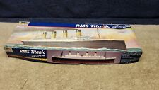 Vintage Revell RMS Titanic Ocean Liner 1/570 Scale Boxed Sealed