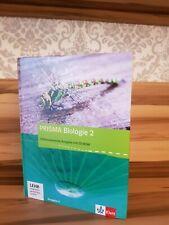 Prisma Biologie 2 Ausgabe A Schülerbuch mit Schüler CD-Rom sehr guter Zustand