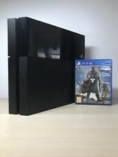 Sony PlayStation 4 500GB Console only Including Destiny