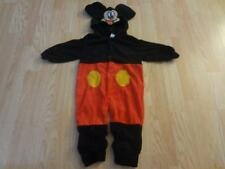Infant/Baby Mickey Mouse 12/18 Mo Romper Outfit Costume Halloween Disney ®