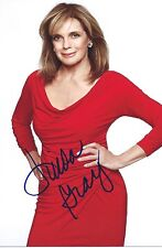 Signed Linda Gray  - 5x3   Photo
