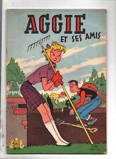 AGGIE et ses Amis. Album Aggie n°12. SPE 1961. Prix d'origine 1 NF