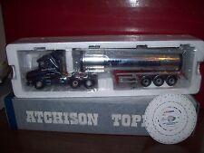 Corgi Modern Heavy Haulage CC12814 Scania T Cab Tanker Atchison Topeka 1/50