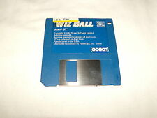 Wiz Ball (Atari ST, 1987) 3.5 floppy disk
