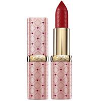 3x L'Oreal Color Riche Valentines Edition Lipstick - 297 Red Passion New