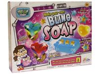 Childrens Kids Make Mix Your Own Bling Hand Soap Science Activity Set 44-0095