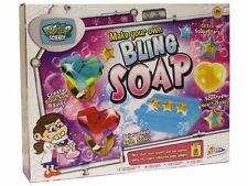 CHILDRENS KIDS MAKE MIX YOUR OWN BLING HAND SOAP SCIENCE ACTIVITY PLAY SET