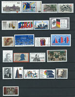 Allemagne RFA Lot 22 Tp Neuf** (MNH) 1989  (lot XVIII)