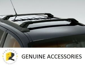 Ford Territory Genuine Roof Rack Carry Bars SX18320AB Black Finish