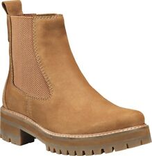 Ladies Timberland Courmayeur Valley Casual Fashion Walking Calf BOOTS All Sizes UK 6 / EU 39 / US 7 / JP 25 Sundance