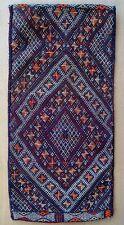 Coussin ancien Marocain Tribal Oriental Berbere 1950