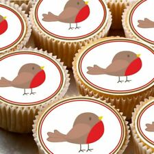 Glaseado Cupcake Topper Comestible Hada Cake Toppers 24 Buho Buhos Helado