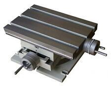 Kreuztisch 330x220 mm mit Drehplatte NEU