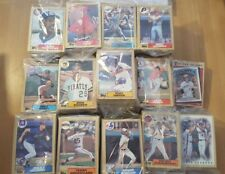 HUGE LOT OF OVER 2,200 BASEBALL CARDS 1987 TOPPS NATIONAL LEAGUE BASEBALL CARDS