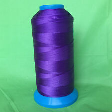 Light Purple Bonded Nylon sewing Thread #69 T70 Upholstery canvas shoe 1500yds
