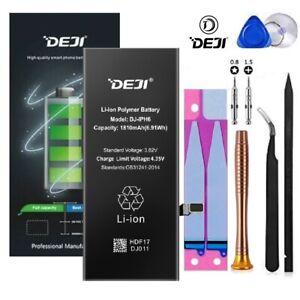 GENUINE DEJI® REPLACEMENT BATTERY FOR APPLE iPHONE 6 OEM 1810mAh FULL CAPACITY