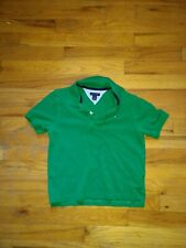Tommy hilfiger Polo boys youth 6 Green