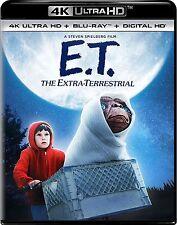 E.T. the extra terrestrial ET (4K ULTRA HD) - Blu Ray -  Region free